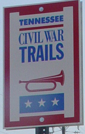 Civil War Trail Marker